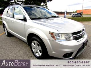 Used 2011 Dodge Journey SXT - 3.6L - FWD for sale in Woodbridge, ON