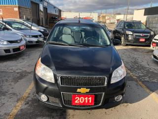 Used 2011 Chevrolet Aveo LT for sale in Ajax, ON