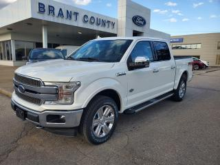 New 2020 Ford F-150 King Ranch for sale in Brantford, ON