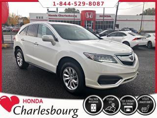 Used 2017 Acura RDX AWD **GROUPE TECHNOLOGIE** 37 422 KM** for sale in Charlesbourg, QC