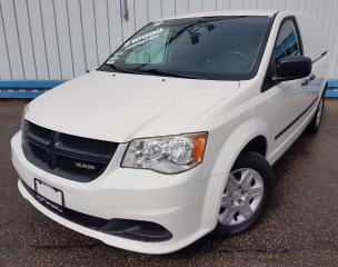 Used 2012 Dodge Grand Caravan Cargo *NAVIGATION* for sale in Kitchener, ON