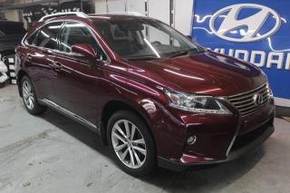 Used 2015 Lexus RX 350 **Sportdesign 4 portes TI ( WOW 79900 KM for sale in St-Constant, QC