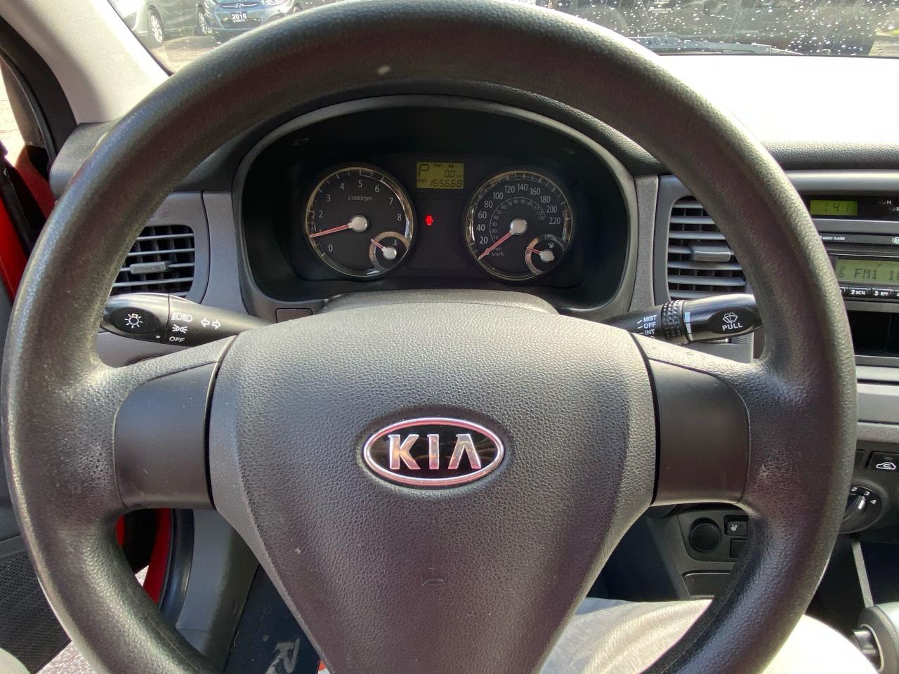 2008 Kia Rio