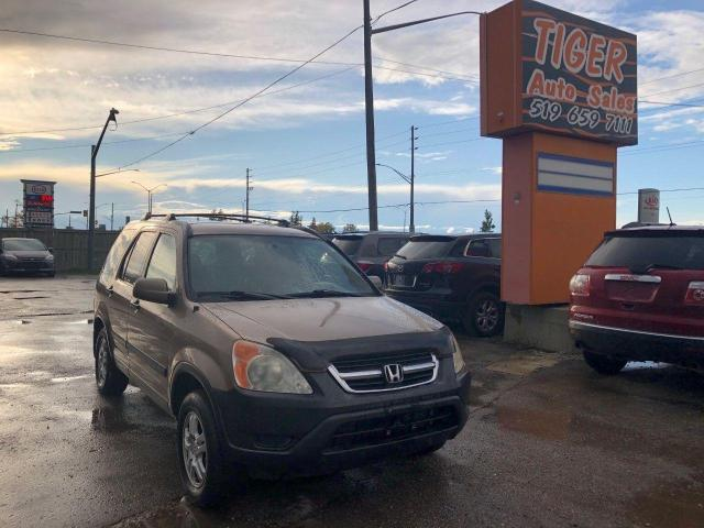 2002 Honda CR-V EX*AWD*4 CYLINDER*AUTO*AS IS SPECIAL