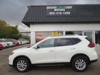 Used 2017 Nissan Rogue SV AWD,BACK UP CAMERA,ALLOYS,FOG LIGHTS,BLUETOOTH for sale in Mississauga, ON