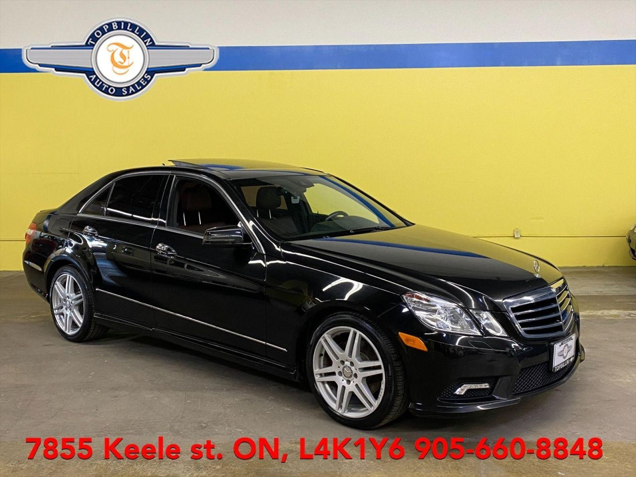 2010 Mercedes-Benz E-Class E 350 4Matic, Fully Loaded, 2 Years Warranty