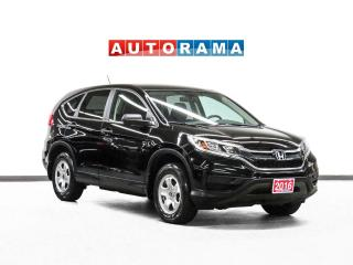 Used 2016 Honda CR-V AWD Backup Camera Heated Seats for sale in Toronto, ON