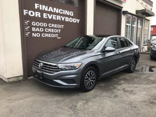 Used 2019 Volkswagen Jetta HIGHLINE for sale in Abbotsford, BC