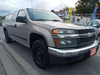 Used 2008 Chevrolet Colorado LS-EXTRA CLEAN-DRIVES EXCELLENT-ALLOYS-MUST SEE!! for sale in Scarborough, ON