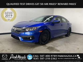 Used 2018 Honda Civic Sedan EX-T for sale in Sherwood Park, AB