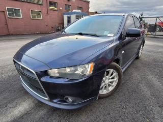 Used 2014 Mitsubishi Lancer SE for sale in Brampton, ON