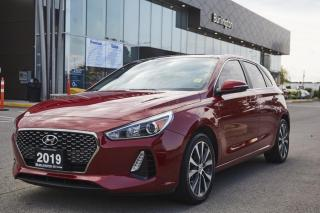Used 2019 Hyundai Elantra GT | LUXURY | ONE OWNER | CLEAN CARFAX | CERTIFIED |N2546A for sale in Burlington, ON