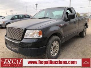 Used 2006 Ford F-150 XL 2D REGULAR CAB for sale in Calgary, AB