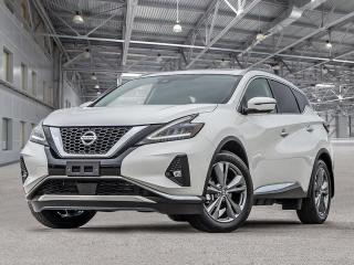 New 2020 Nissan Murano Platinum 3yr/72,000km Oil Changes FREE! for sale in Winnipeg, MB