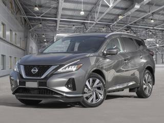 New 2020 Nissan Murano SL 3yr/72,000km Oil Changes FREE! for sale in Winnipeg, MB