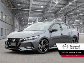 New 2020 Nissan Sentra SR Winter Ready Package! - Winter Tires & Mats! for sale in Winnipeg, MB