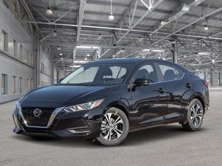 New 2020 Nissan Sentra SV for sale in Winnipeg, MB