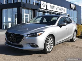 Used 2017 Mazda MAZDA3 GT for sale in Winnipeg, MB