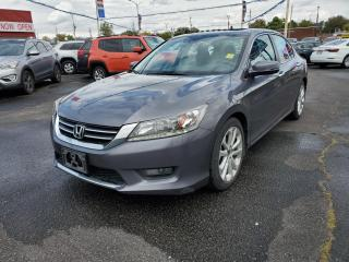 Used 2015 Honda Accord SEDAN for sale in London, ON
