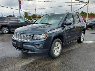 Used 2015 Jeep Compass for sale in London, ON