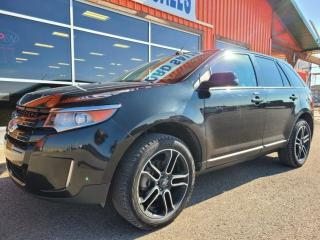 Used 2014 Ford Edge SEL for sale in Pincher Creek, AB