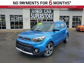Used 2017 Kia Soul EX Premium, Blind Spot Sensors, Leather, Sunroof. for sale in Niagara Falls, ON