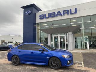 Used 2015 Subaru WRX w/Sport Pkg for sale in North Bay, ON