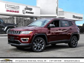 New 2021 Jeep Compass 80th Anniversary Edition for sale in Simcoe, ON