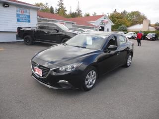 Used 2015 Mazda MAZDA3 4DR SDN AUTO for sale in Ottawa, ON