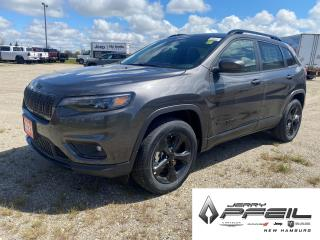 New 2021 Jeep Cherokee ALTITUDE l LEATHER l TRAILER TOW PKG for sale in New Hamburg, ON