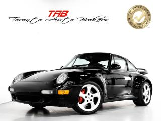 Used 1996 Porsche 911 CARRERA 4S I 6 SPEED I LEATHER I CLEAN CARFAX for sale in Vaughan, ON