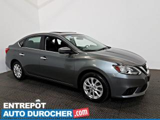 Used 2018 Nissan Sentra SV Automatique - Toit Ouvrant - A/C for sale in Laval, QC