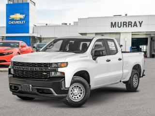 New 2021 Chevrolet Silverado 1500 Work Truck for sale in Winnipeg, MB