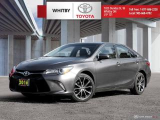 Used 2016 Toyota Camry XSE for sale in Whitby, ON