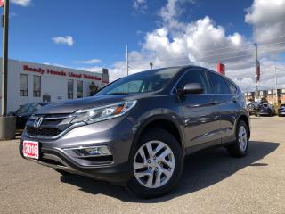 Used 2016 Honda CR-V SE  - Rear camera - Alloys - Heated Seats for sale in Mississauga, ON