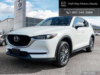 Used 2017 Mazda CX-5 GS for sale in Thunder Bay, ON