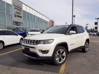 New 2021 Jeep Compass PANOROOF LEATHER NAVI  REMOTE START for sale in Pickering, ON