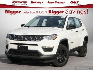 New 2021 Jeep Compass Sport for sale in Etobicoke, ON