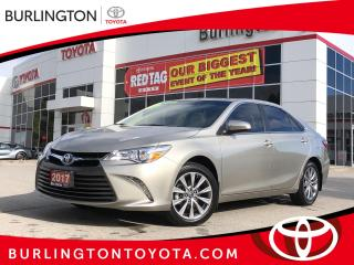 Used 2017 Toyota Camry XLE for sale in Burlington, ON
