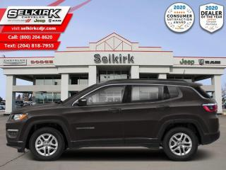 New 2021 Jeep Compass 80th Anniversary - Sunroof for sale in Selkirk, MB
