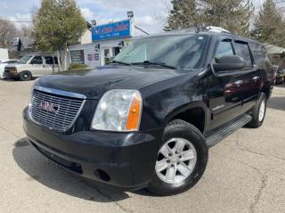 Used 2013 GMC Yukon XL 4WD 4dr 1500 SLE ACCIDENT FREE *9 seats for sale in Brampton, ON