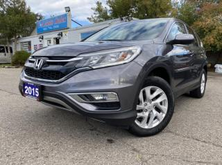 Used 2015 Honda CR-V AWD 5dr EX-L ACCIDENT FREE 360  LEATHER SUNROOF TOUCH SCREEN for sale in Brampton, ON