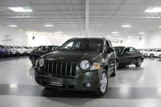 Used 2009 Jeep Compass NORTH EDITION I KEYLESS ENTRY I POWER OPTIONS I CRUISE I BT for sale in Mississauga, ON