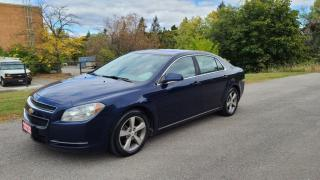 Used 2011 Chevrolet Malibu 4DR SDN LT for sale in Mississauga, ON