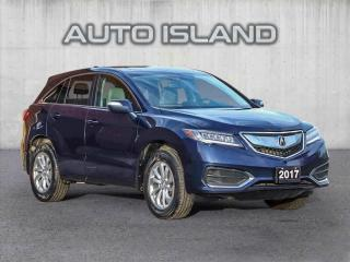 Used 2017 Acura RDX TECH PKG**NAVIGATION**LEATHER**SUNROOF for sale in North York, ON