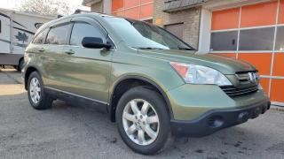 Used 2007 Honda CR-V 4WD 5dr EX-L NAV, LEATHER, SUN ROOF, REMOTE START ONE OWNER for sale in Calgary, AB