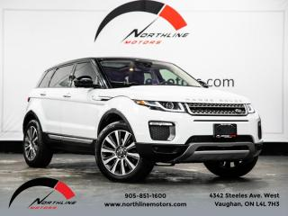 Used 2017 Land Rover Evoque HSE|Navigation|Pano Roof|Blindspot|Lane Keep for sale in Vaughan, ON