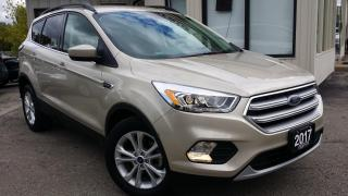 Used 2017 Ford Escape SE FWD - BACK-UP CAM! TOUCH SCREEN! HTD SEATS! CAR PLAY! for sale in Kitchener, ON