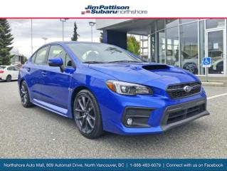 Used 2018 Subaru WRX Sport-tech for sale in North Vancouver, BC