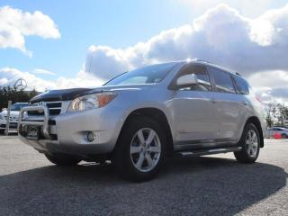 Used 2008 Toyota RAV4 4WD / Limited for sale in Newmarket, ON